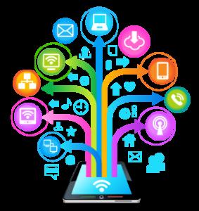 Social Media marketing tools - Facebook, Twitter, Youtube, LinkedIn.